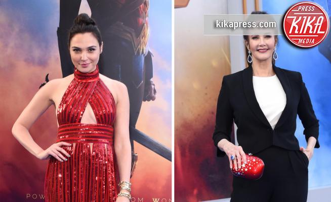 Gal Gadot, Lynda Carter - 26-05-2017 - Gal Gadot e Lynda Carter: Wonder Woman sfida Wonder Woman!