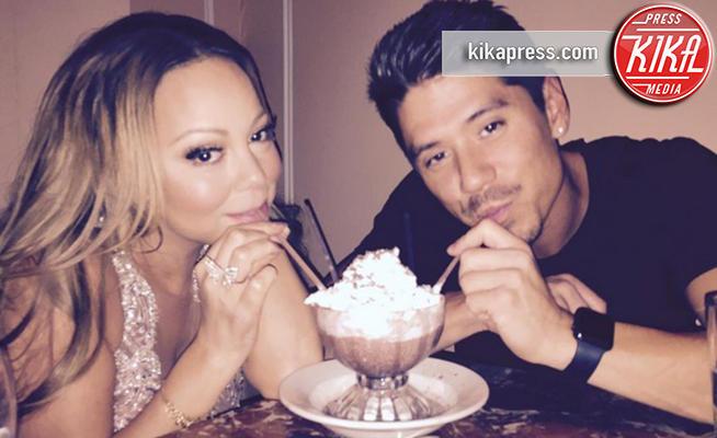 Bryan Tanaka, Mariah Carey - Los Angeles - 07-06-2017 - Minestra riscaldata? Ecco per quali vip non è indigesta