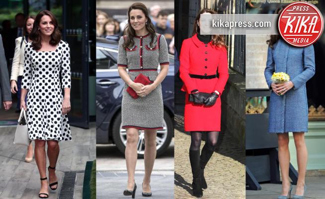 Kate Middleton - 04-07-2017 - Kate Middleton, il suo grande amore? La moda italiana