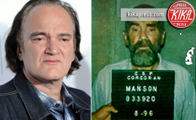 Charles Manson, Quentin Tarantino - Los Angeles - 11-07-2017 - Quentin Tarantino, nuovo film sulla Famiglia Manson