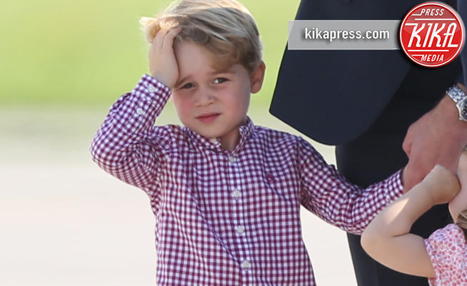Principessa Charlotte Elizabeth Diana, Principe George, Principe William, Kate Middleton - Germany - 21-07-2017 - I dieci bambini più ricchi al mondo: ecco la classifica!
