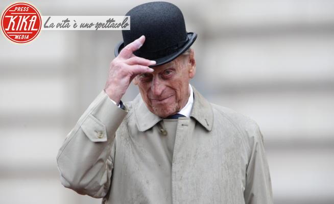 Principe Filippo Duca di Edimburgo - Londra - 02-08-2017 - Il principe Filippo è stato ricoverato: ecco come sta