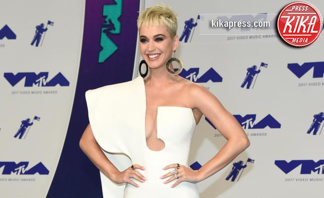 Katy Perry - Englewood - 27-08-2017 - MTV Video Music Awards: sul red carpet sfila la bellezza