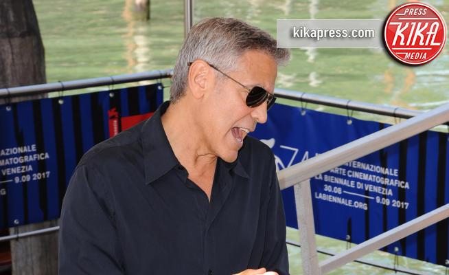 George Clooney - Venezia - 02-09-2017 - Venezia 74, George Clooney è un esempio di umiltà