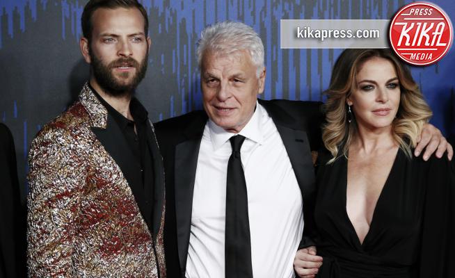 Alessandro Borghi, Michele Placido, Claudia Gerini - Venezia - 03-09-2017 - Netflix,dopo Suburra arriva Baby, sul caso squillo ai Parioli