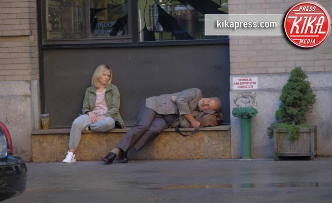 Kelsy Grammer, Kristen Bell - Manhattan - 03-10-2017 - Kelsy Grammer e Kristen Bell, due senzatetto a New York