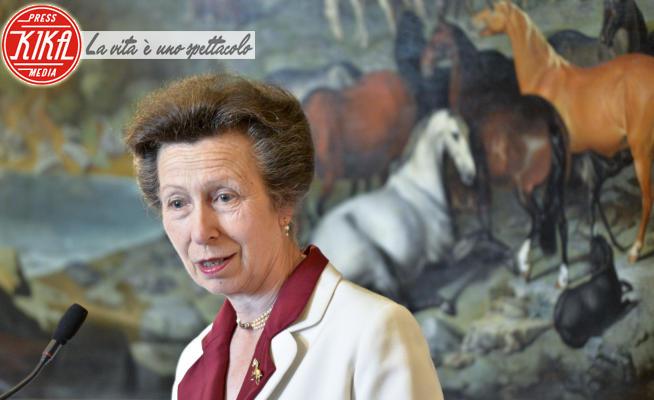 Principessa Anna d'Inghilterra - 23-06-2017 - Meraviglioso disordine, ecco il salotto della principessa Anna