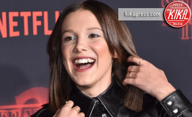 Millie Bobby Brown - Westwood - 27-10-2017 - Stranger Things 3: ecco quanto guadagnera' Millie Bobby Brown