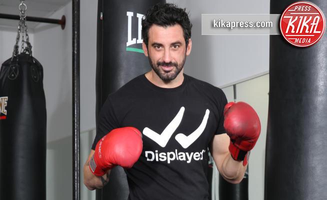 Ferdinando Giordano - Roma - 03-11-2017 - L'ex Gf Ferdinando Giordano è pronto per Le Tre Rose di Eva