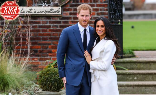 Meghan Markle, Principe Harry - Londra - 27-11-2017 - Harry e Meghan, è divorzio dalla corona. Ma la regina non ci sta