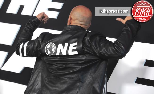 Vin Diesel - New York - 08-04-2017 - Il re del box office? Per Forbes è proprio lui!