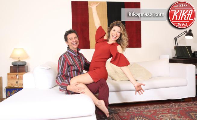 Monica Regledi, Blas Roca Rey - Roma - 13-03-2017 - Roca Rey-Regledi: il teatro è carburante per l'amore