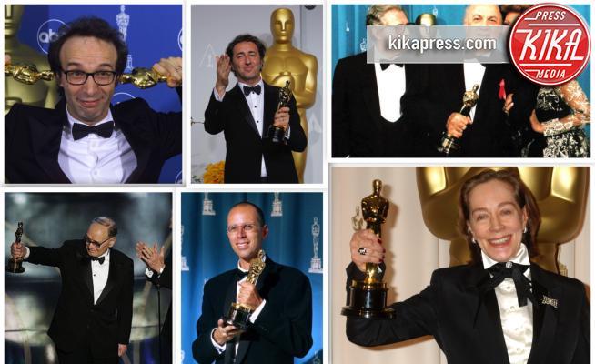 Oscar: gli italiani che hanno trionfato agli Academy Awards