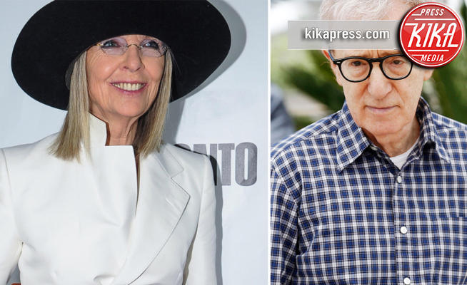 Woody Allen, Diane Keaton - Los Angeles - 30-01-2018 - Diane Keaton difende Woody Allen: