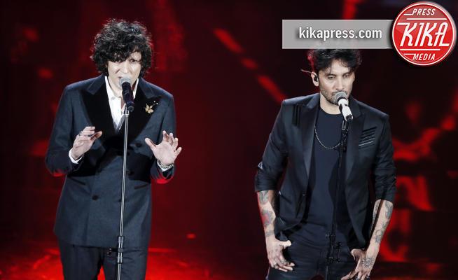 Ermal Meta, Fabrizio Moro - Sanremo - 06-02-2018 - Sanremo 2018, colpo di scena nel caso Meta-Moro