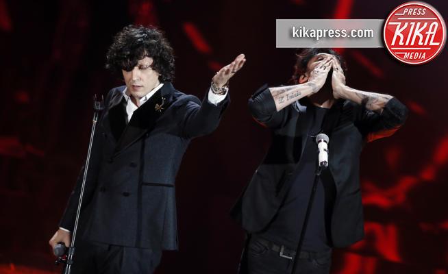 Ermal Meta, Fabrizio Moro - Sanremo - 06-02-2018 - Sanremo: ecco cosa ha deciso il Festival su Meta e Moro