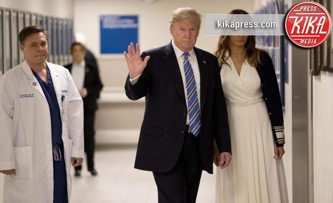 Melania Trump, Donald Trump - West Palm Beach - 17-02-2018 - Donald Trump e Melania sono vicini al divorzio?