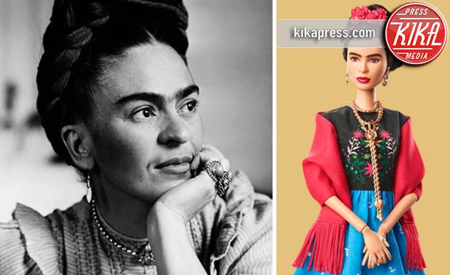 Frida Kahlo - Los Angeles - 07-03-2018 - Le nuove Barbie ispirate alle grandi donne
