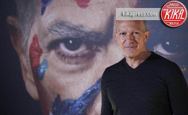 Antonio Banderas - Madrid - 21-03-2018 - Antonio Banderas trasformato per interpretare Picasso