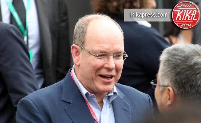 Prince Albert II of Monaco - Roma - 14-04-2018 - Alberto di Monaco omaggia la Formula E a Roma