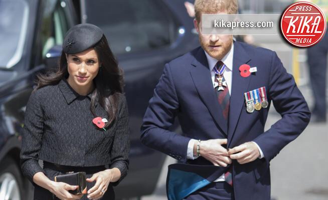 Meghan Markle, Principe Harry - 25-04-2018 - Harry:
