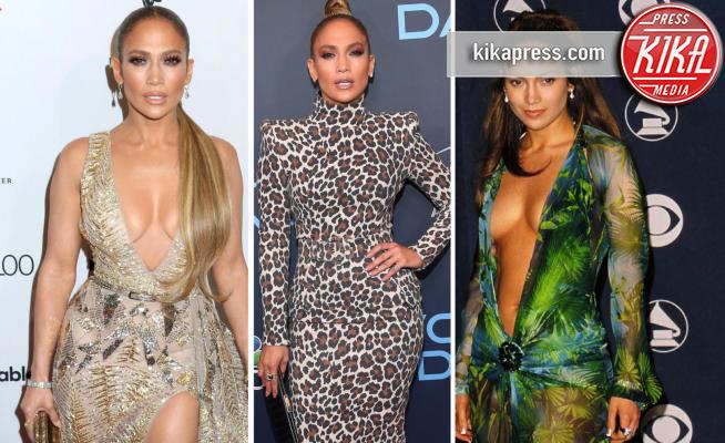 Jennifer Lopez - Los Angeles - 02-05-2018 - Jennifer Lopez sceglie l'animalier: tutti i suoi look più sexy