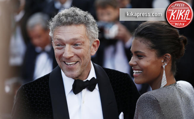Tina Kunakey, Vincent Cassel - Cannes - 12-05-2018 - Vincent Cassel e Tina Kunakey sono marito e moglie. I dettagli