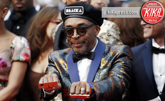 Spike Lee - Cannes - 14-05-2018 - Cannes 2018, Spike Lee fa il pieno di bellezza sulla Croisette