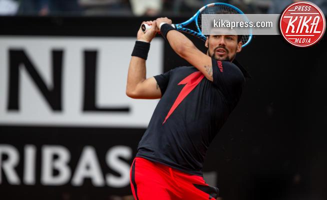 Fabio Fognini - Roma - 17-05-2018 - Internazionali di Roma: Fognini vola ai quarti contro Nadal