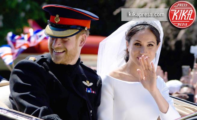 Duke of Sussex, Duchess of Sussex, Prince Harry, Meghan Markle, Principe Harry - Windsor - 18-05-2018 - Harry e Meghan invitati al matrimonio vip dell'anno