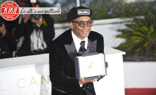 Spike Lee - Cannes - 19-05-2018 - Spike Lee presidente della giuria a Cannes 2020
