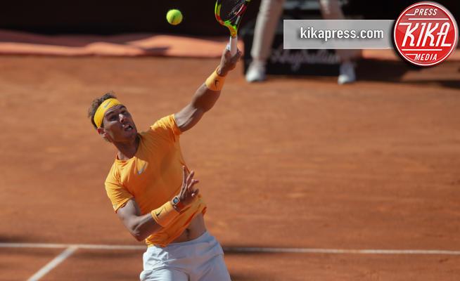 Rafael Nadal - Roma - 19-05-2018 - Internazionali, Rafa Nadal batte Nole Djokovic