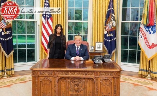 Kim Kardashian, Donald Trump - 31-05-2018 - Kim Kardashian First Lady: Kanye si candida alla Casa Bianca!