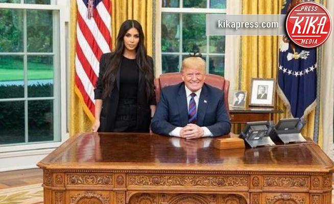 Kim Kardashian, Donald Trump - 31-05-2018 - Perchè Kim Kardashian ha incontrato Donald Trump