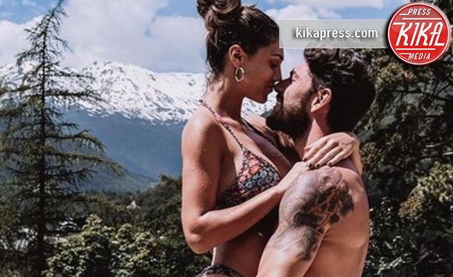 Ignazio Moser, Cecilia Rodriguez - Bormio - 03-06-2018 - Estate 2018: Cecilia Rodriguez e Ignazio, passione ad alta quota