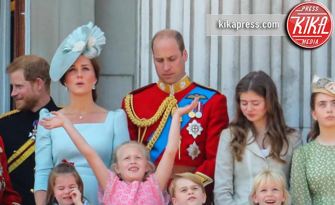 Londra - 09-06-2018 - Kate e William, l'affronto ai Sussex che tutti hanno notato