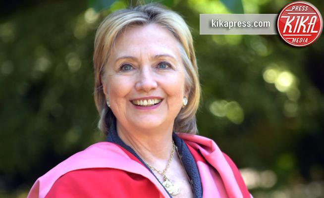 Hillary Clinton - Dublino - 22-06-2018 - Dublino: Hillary Clinton riceve il dottorato dal Trinity College