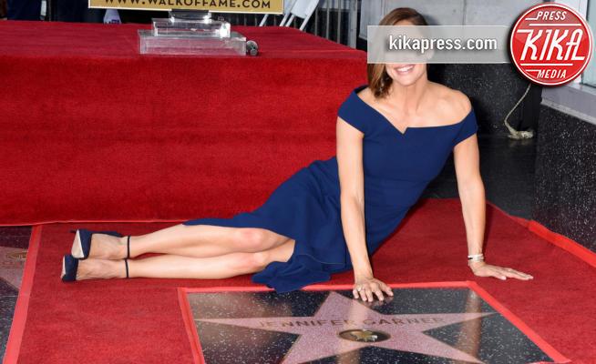 Jennifer Garner - Hollywood - 20-08-2018 - Brilla la stella di Jennifer Garner sulla Walk of Fame