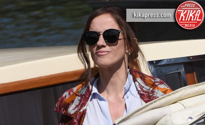 Chiara Iezzi - Venezia - 03-09-2018 - Venezia 75: Chiara Iezzi & Co, al Lido sbarcano gli italiani