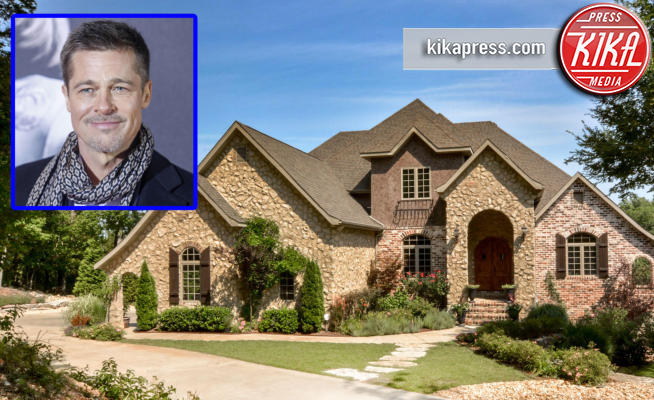 Brad Pitt - Missouri - 11-10-2013 - Brad Pitt compra casa in Missouri per il post-divorzio