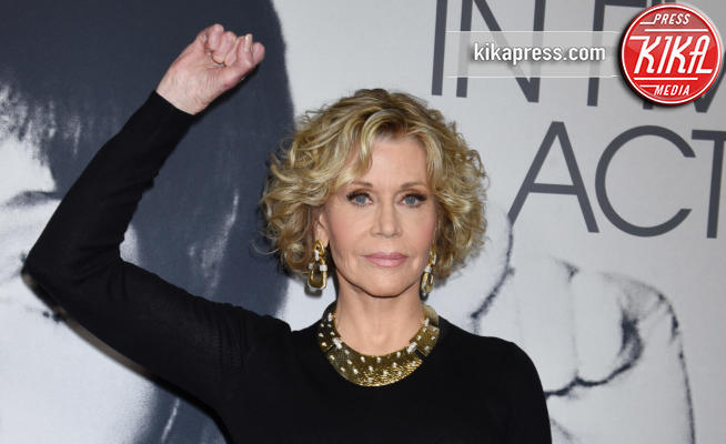 Jane Fonda - Westwood - 13-09-2018 - Jane Fonda in Five acts, un documentario sulla vita dell'attrice