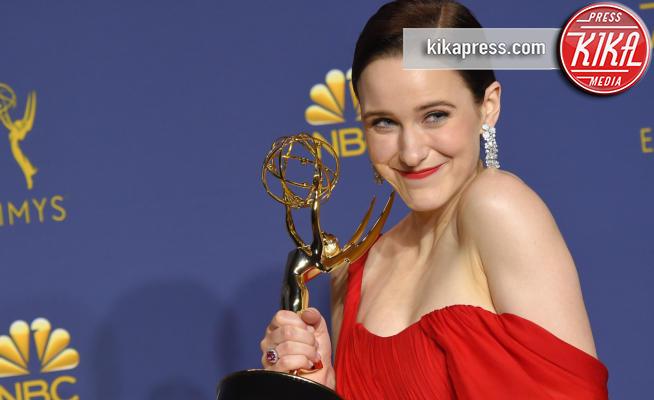 Rachel Brosnahan - Los Angeles - 17-09-2018 - Emmy 2018: trionfa La fantastica signora Maisel