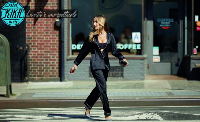 Sarah Jessica Parker - New York - 20-09-2018 - Una quarantena con stile, il pigiama può esser di classe!