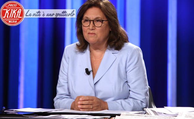 Lucia Annunziata - Roma - 23-09-2018 - Lucia Annunziata ricoverata allo Spallanzani: sospetto Covid