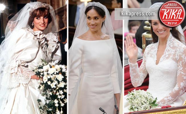 10 anni dal Royal Wedding: le spose Windsor più belle
