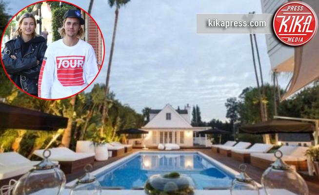 Hailey Baldwin, Justin Bieber - Los Angeles - 17-10-2018 - Bieber-Baldwin, la villa da novelli sposi e' un vero sogno