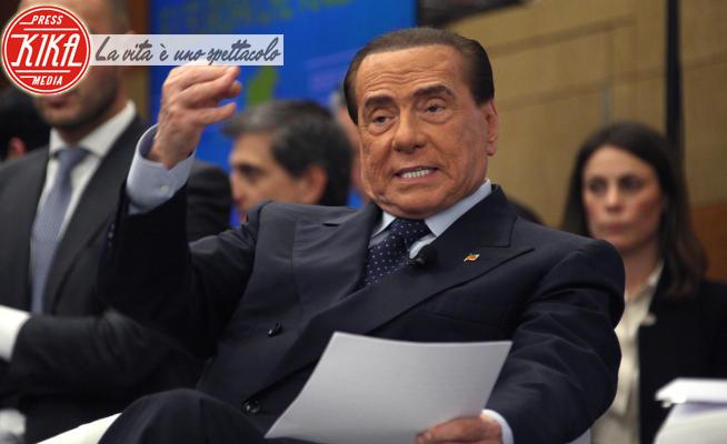 Silvio Berlusconi - Roma - 07-12-2018 - Coronavirus, le donazioni milionarie dei vip