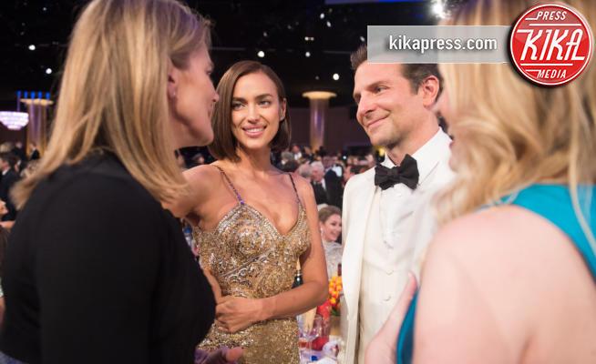 Irina Shayk - 06-01-2019 - Golden Globe 2019: lo show sopra e sotto il palco