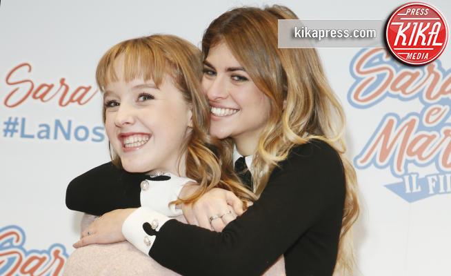 Milano - 09-01-2019 - Sara e Marti #LaNostraStoria diventa un film!