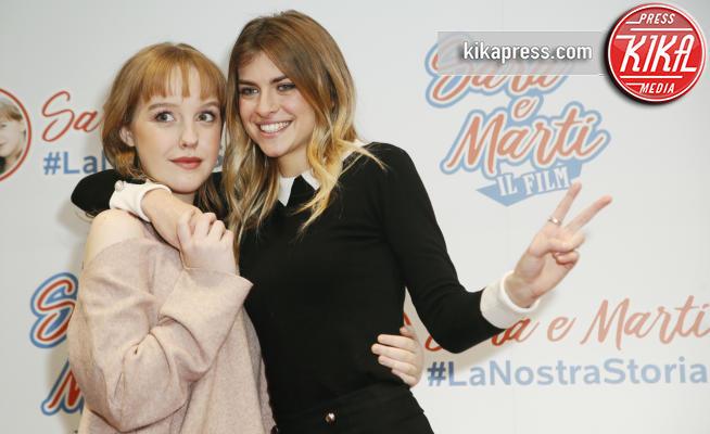 Milano - 09-01-2019 - Sara e Marti #lanostrastoria, al via la seconda stagione
